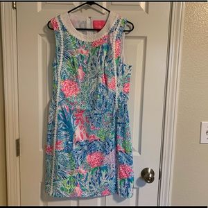 Lillly Pulitzer Mila Stretch Shift Dress